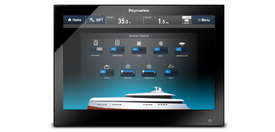 En savoir plus sur Digital Switching | Raymarine by FLIR