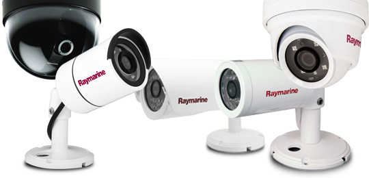 Media Resources for Marine Cameras | Raymarine