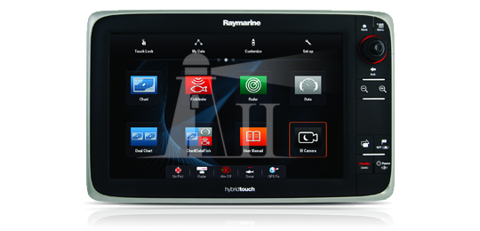 LightHouse II Software Media Resources | Raymarine