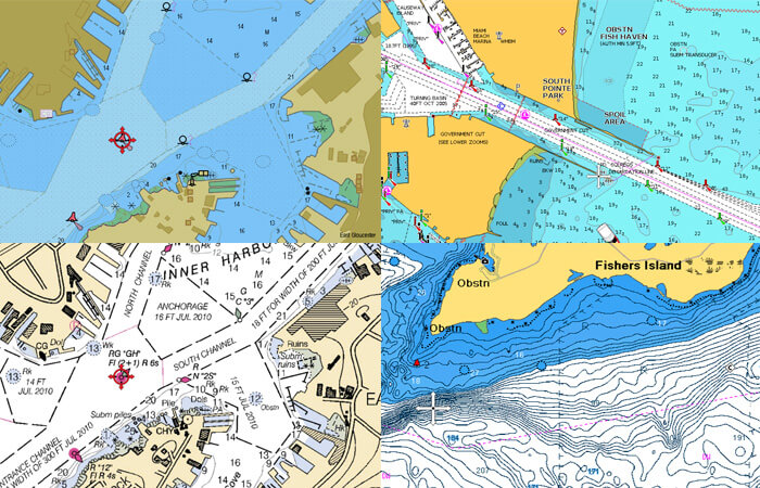 The Best Maps | Raymarine by FLIR