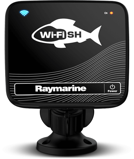 Wi-Fish Technical Specifications | Raymarine by FLIR