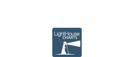 raymarine lighthouse chart