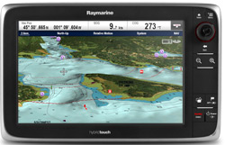 Navionics Cartography