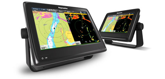 En savoir plus sur the aSeries Models | Raymarine by FLIR