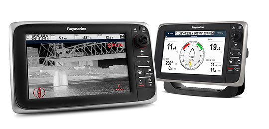 En savoir plus sur the cSeries Models | Raymarine by FLIR