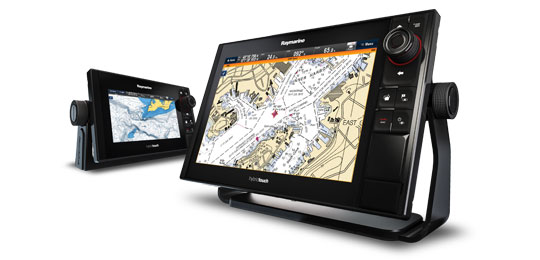 En savoir plus sur Cartographies Marines | Raymarine by FLIR