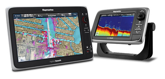 En savoir plus sur the eSeries Models | Raymarine by FLIR