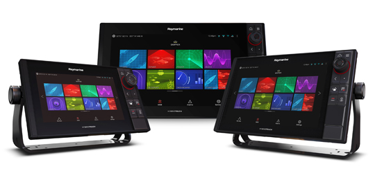 Axiom Pro Multifunction Display Media Resources | Raymarine