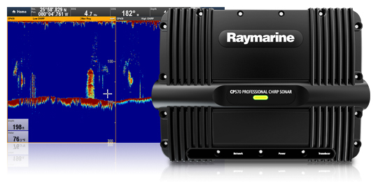 CP570 Media Resources | Raymarine