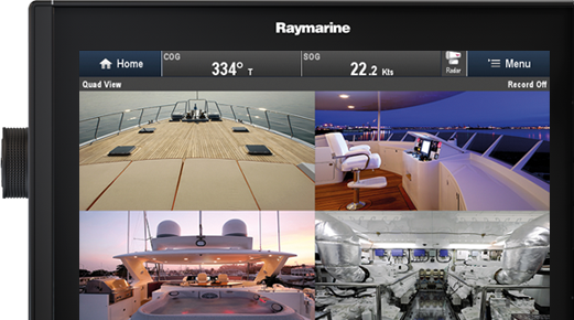 Wireless Instruments | Raymarine