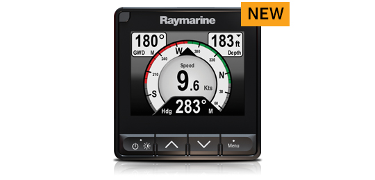 NOUVEL instrument multifonction i70s | Raymarine - A Brand by FLIR
