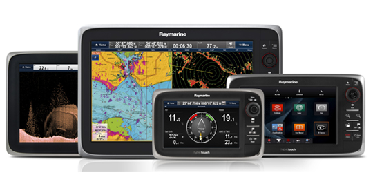 eSeries Media Resources | Raymarine