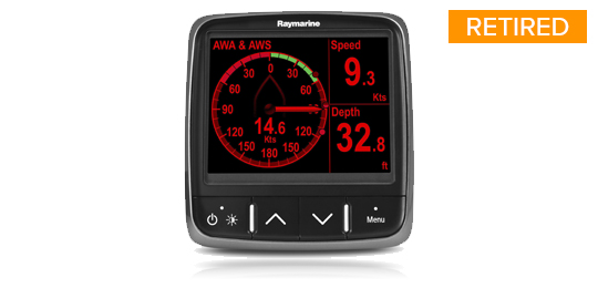 Instrument multifonction i70 | Raymarine - A Brand by FLIR